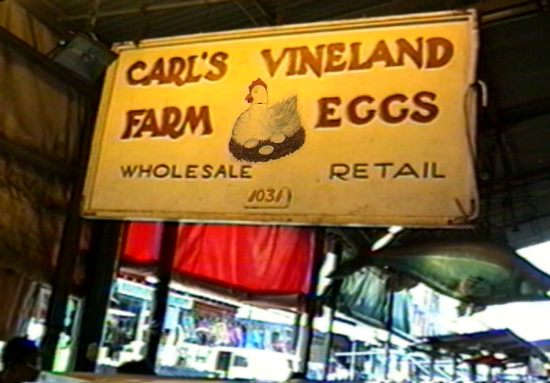 Carl's Vineland Farm Eggs